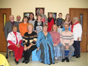 2008 dinner theater cast